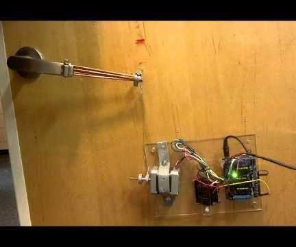 Toughening a RFID Door Opener