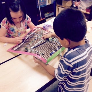Un-be-WEAVE-able! - 1st Grade Tinkering - Week 4