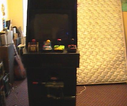 Home-made Arcade Machine