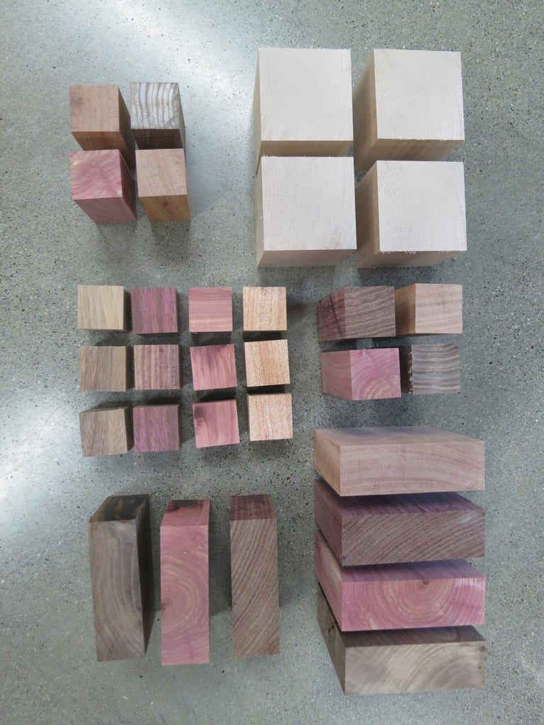 Cutting the Blocks