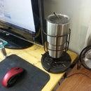 Unspillable Desk Cup Holder (aka Drink Dock)