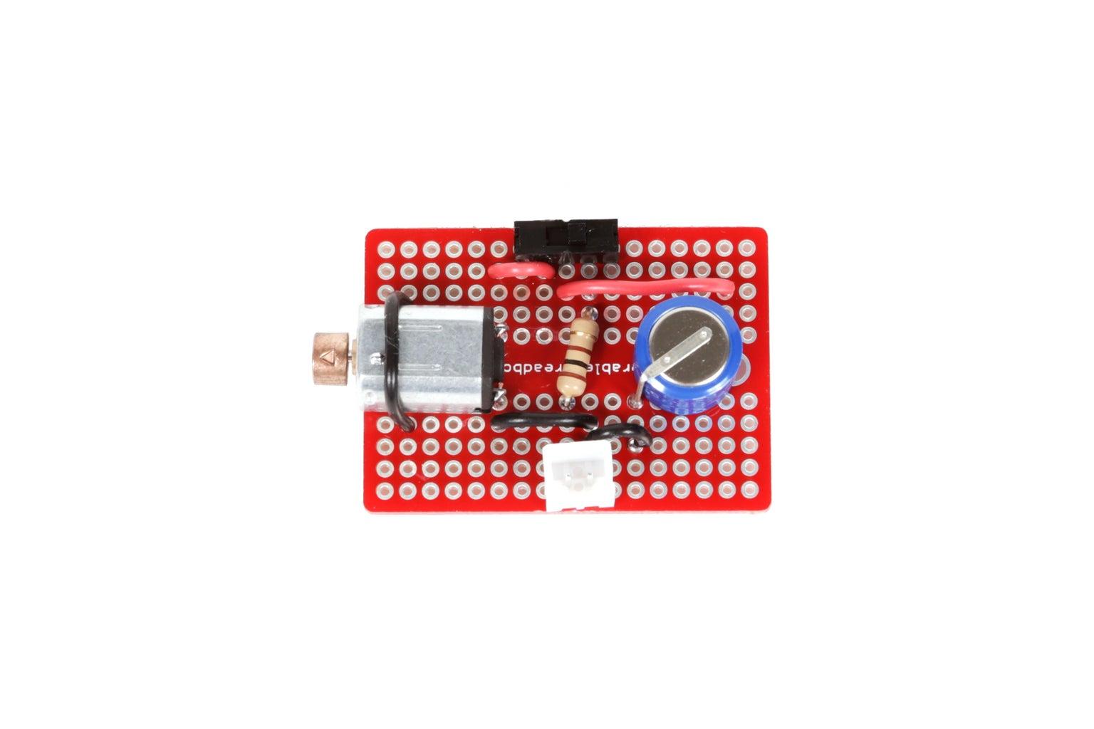 Charging Resistor