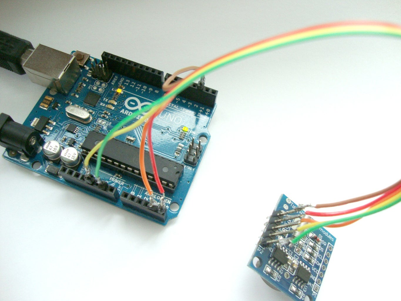 Setting Up the Real Time Clock (RTC)