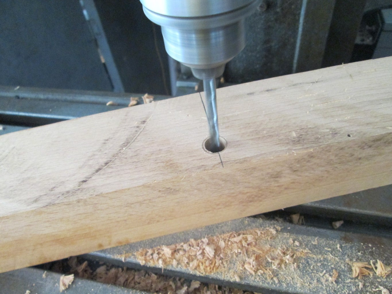 Drill Guide Holes