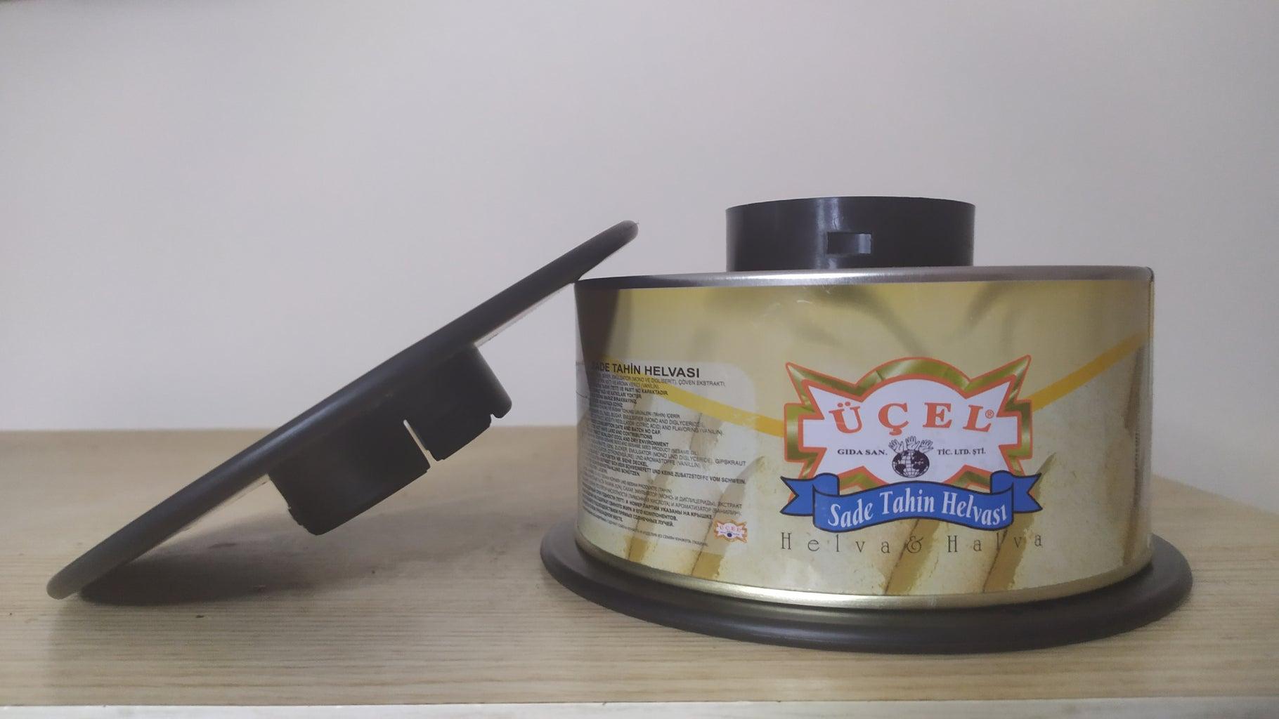 3D Filament Bobininden Malzeme Kutusu
