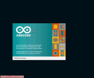 ESP8266 + Arduino IDE 1.6.4 Portable - Full Quick Install Guide