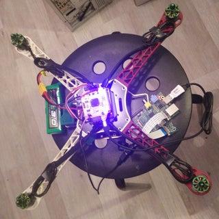 The Drone Pi