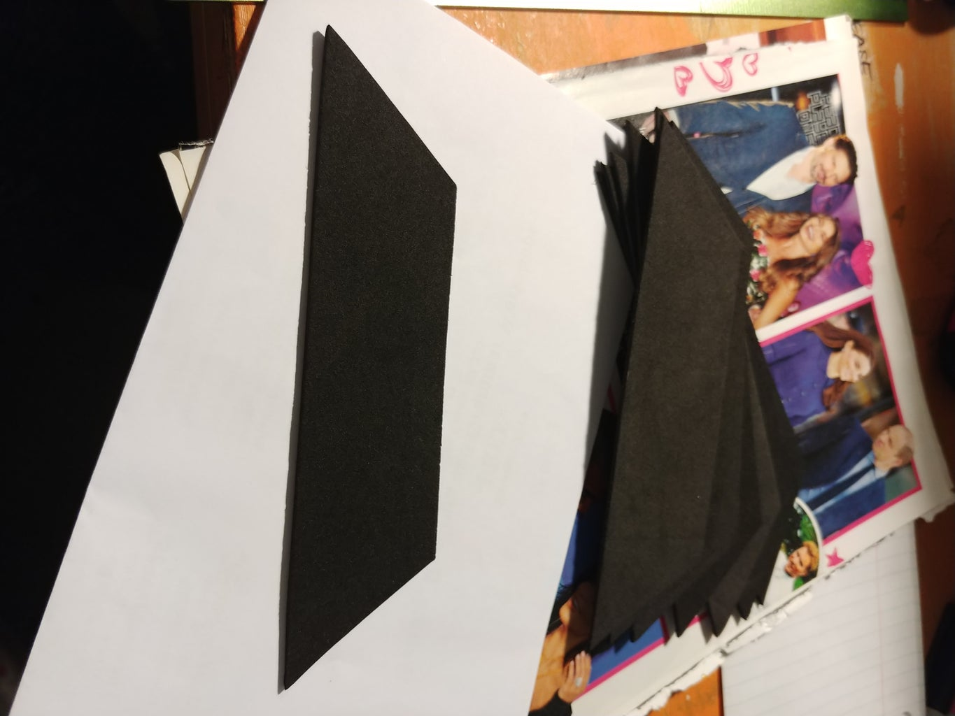 Secondary Sides 2- Trapezoid Edges