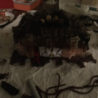 Monster Book of Monsters Harry Potter DIY | CassKnowlton