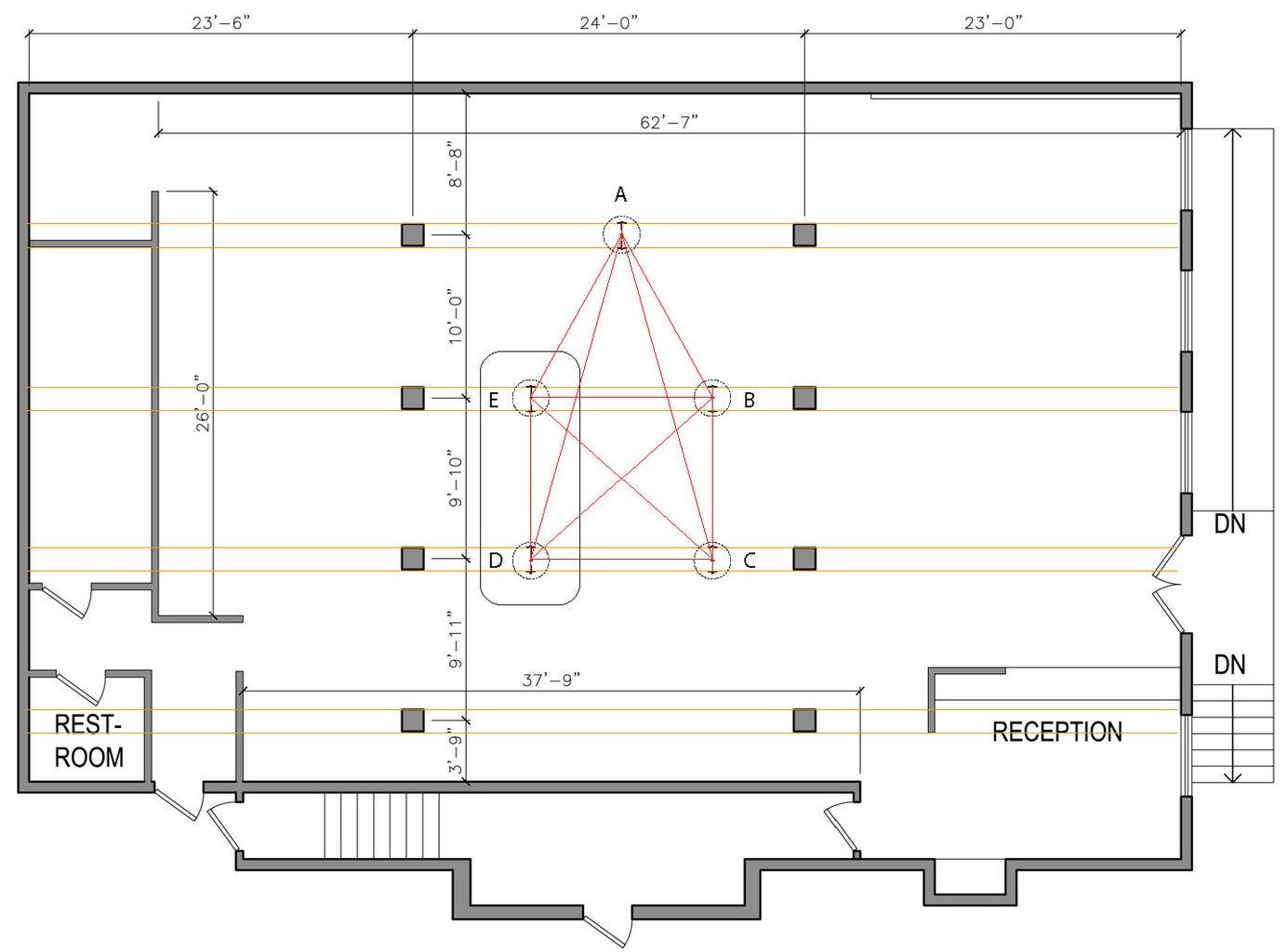 Hammock Configuration