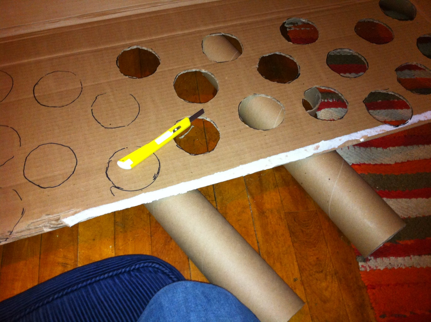 Step 5 - Creating the Instrument Base