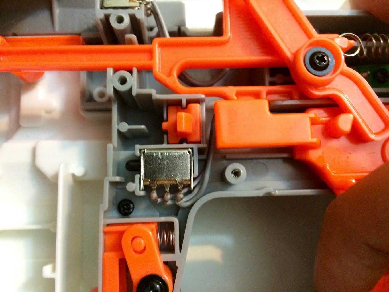 Removing the Trigger Lock