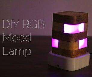 现代RGB情绪灯