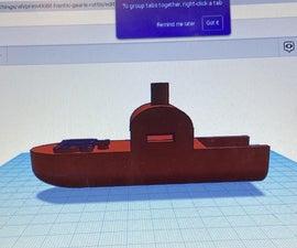 3d Print Boat