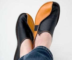 DIY Shoe Making Happy Feet