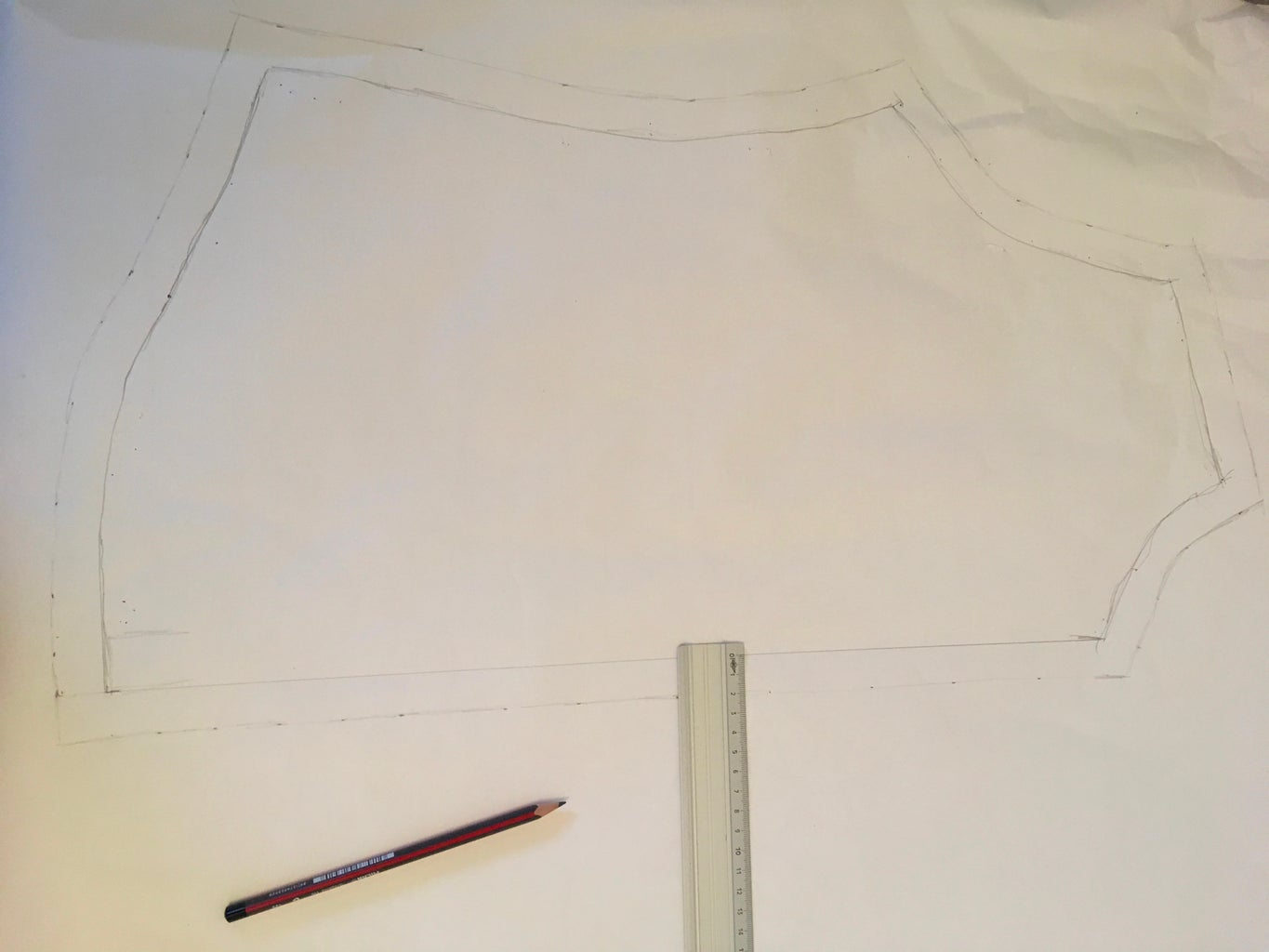 From Pins to Drawing, Make Your Margin & Seam Allowance
