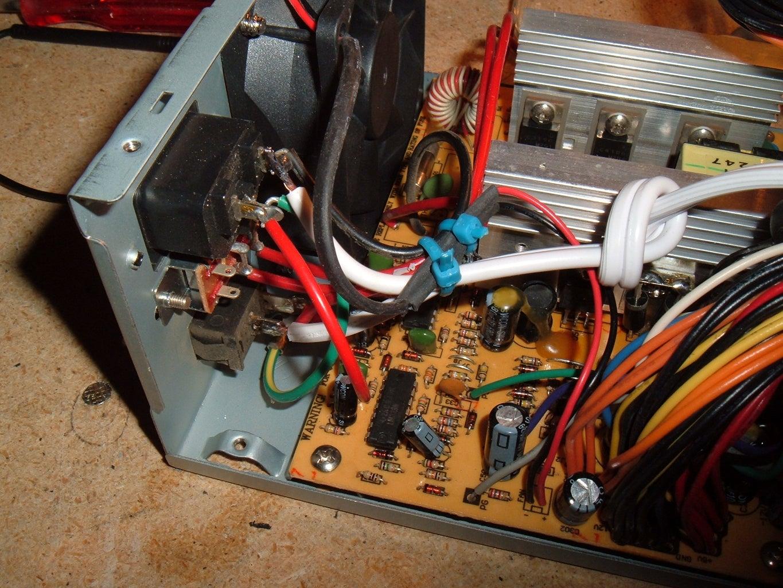 Adding the Air Pump