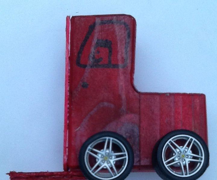 Toy Forklift