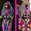 Lady Gaga Cosplay - 2020 VMA's Halloween Costume