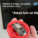 Alexa Compatible IR Bridge Using an ESP8266