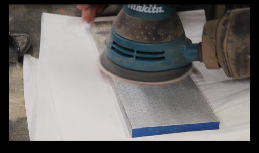 Cutting the Metal Base (3/6)