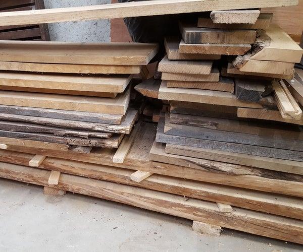 Free Lumber the Hard Way