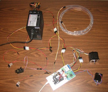 Building the Electronics
