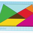 Making Tangrams in Tinkercad