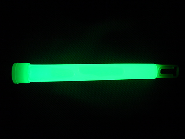 How to make glow stick goo.