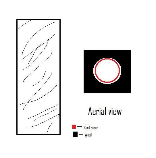 Hand Dowel (Arrow Shaft) Maker - With No Power Tools