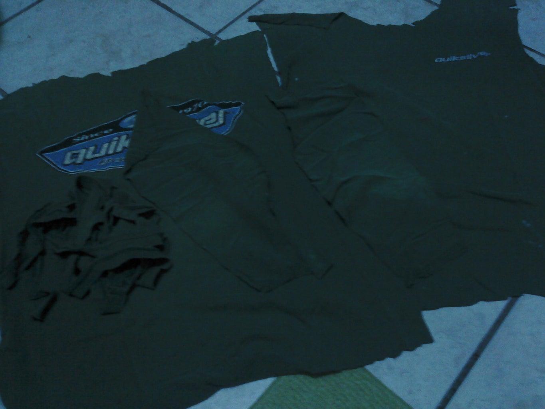 Cut Up the Shirts
