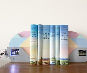 The BookMinder: a Bookend Meeting Countdown Device