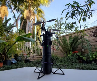 Modular Bicopter