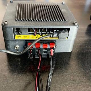 2.1蓝牙音响系统-完全打印