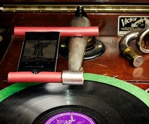 Passive IPhone / Victrola Amp