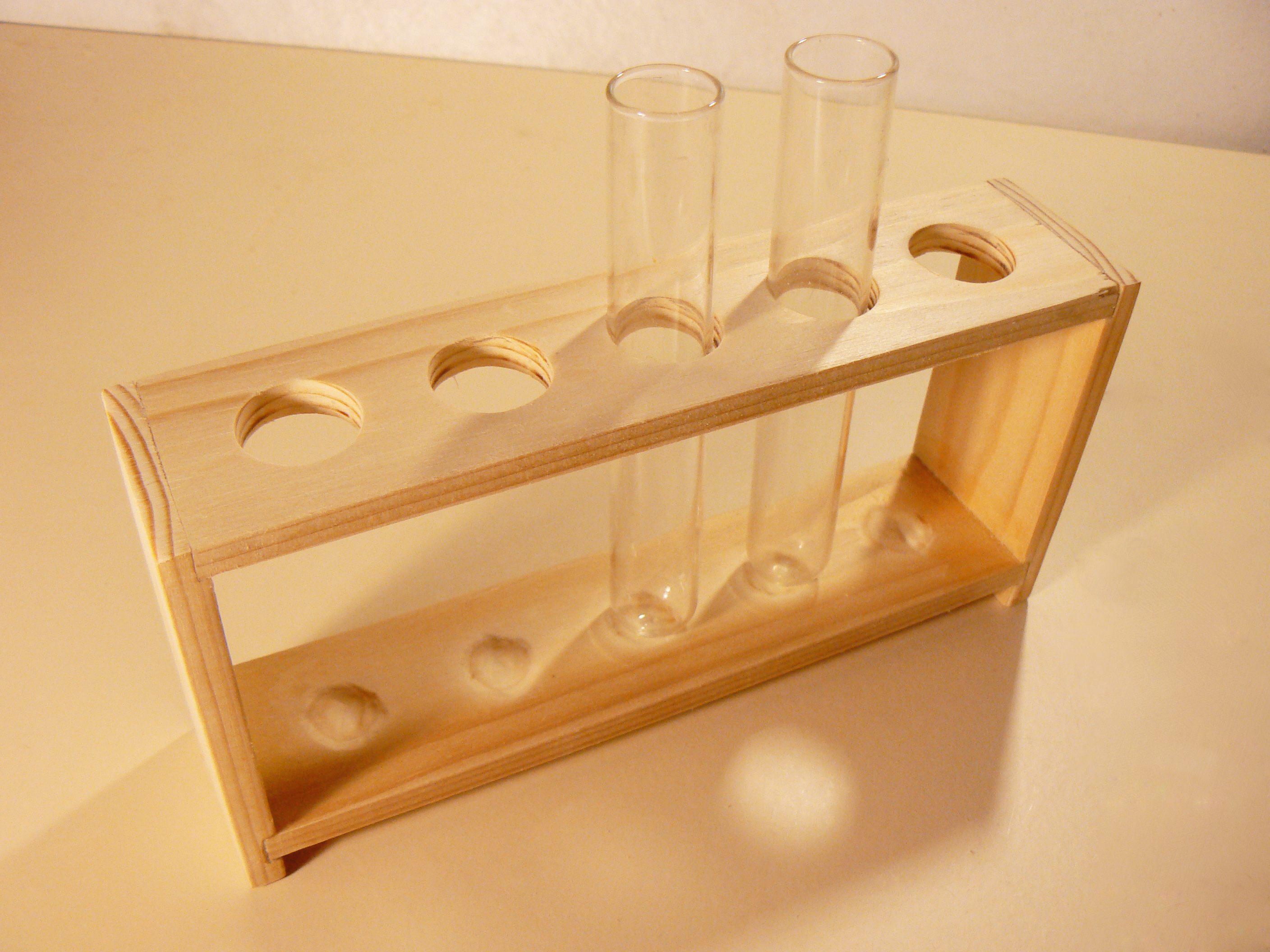 Build A Test Tube Stand