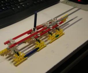 Knex Gun Prototype