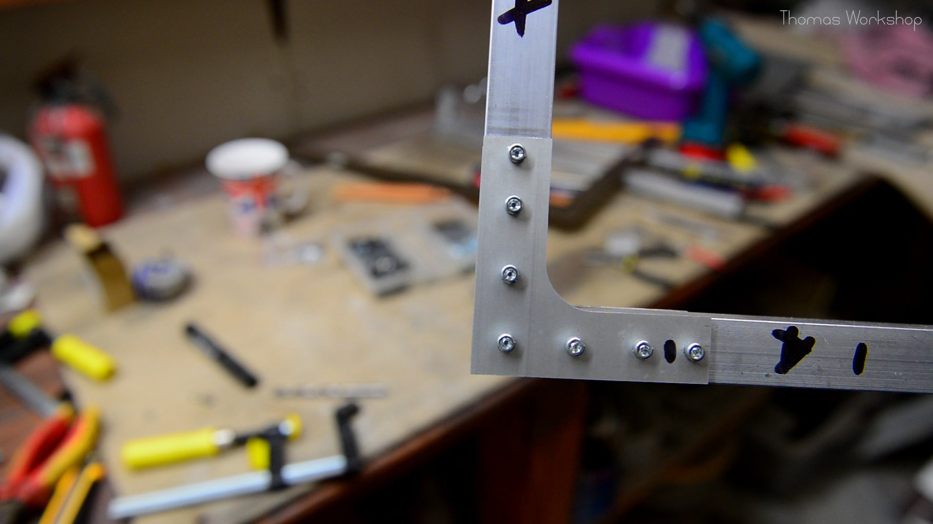 Frame + Y Axis