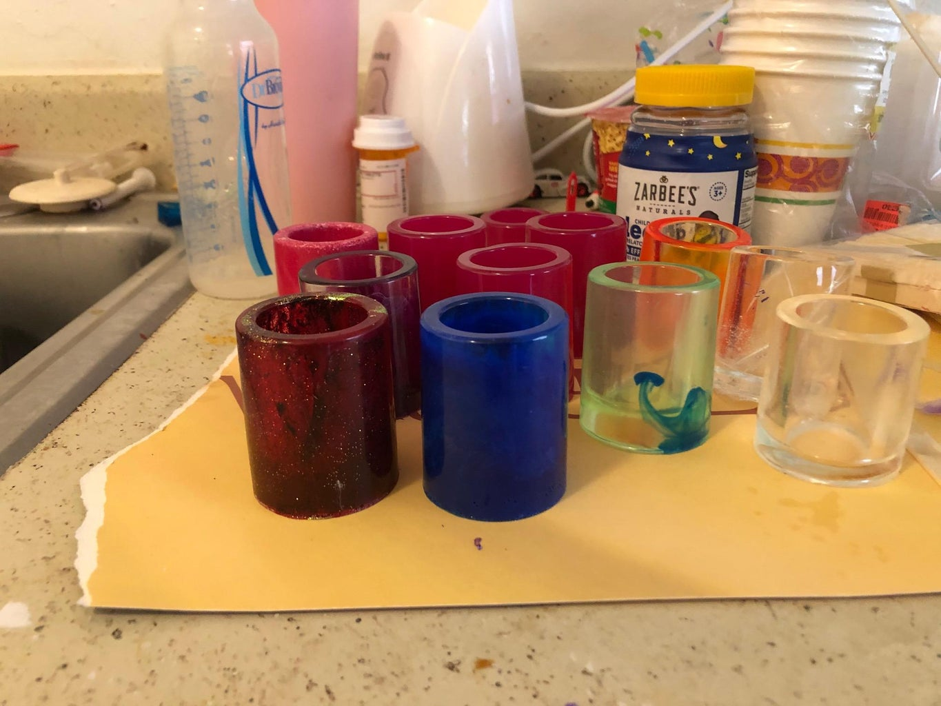 How to Make Your Own Shotglasses