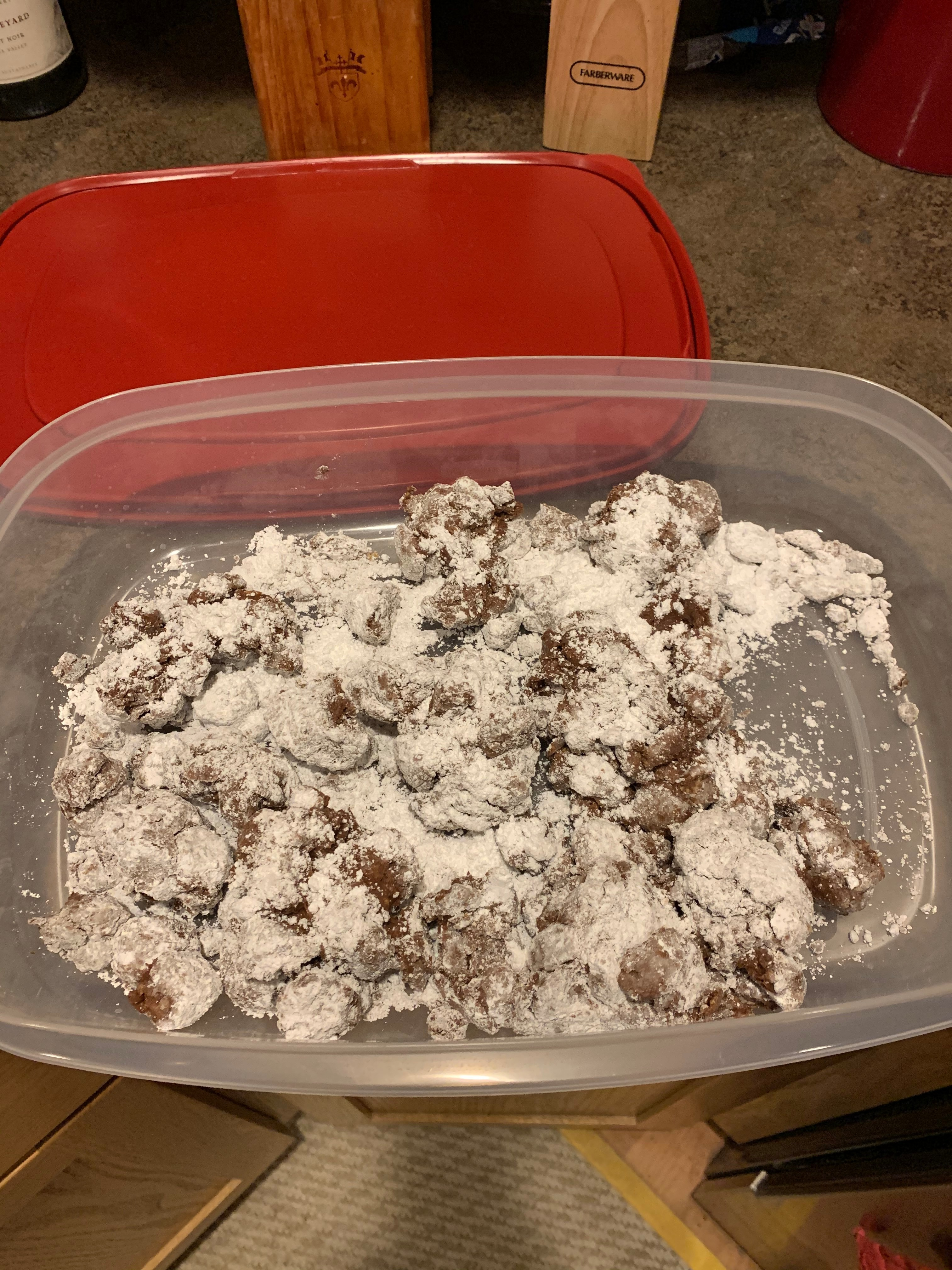 How To Make Puppy Chow 11 Steps Instructables