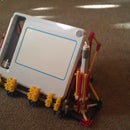 KNEX Wii Udraw Stand or Ipad Stand