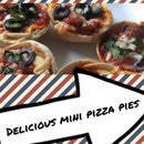 Delicious Mini Pizza Pies