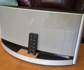 Revive a Bose SoundDock 10 With Bluetooth