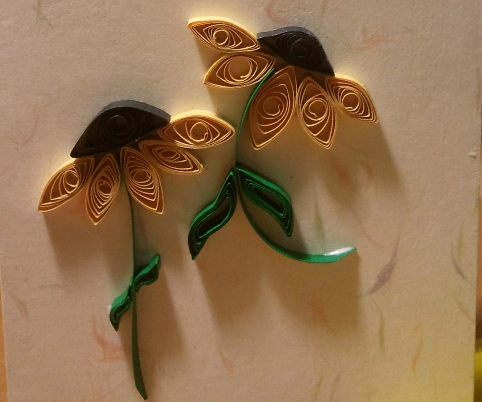 Some ideas for quilling cards ;)