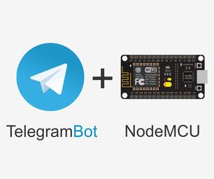 Telegram Bot With NodeMCU (ESP8266)