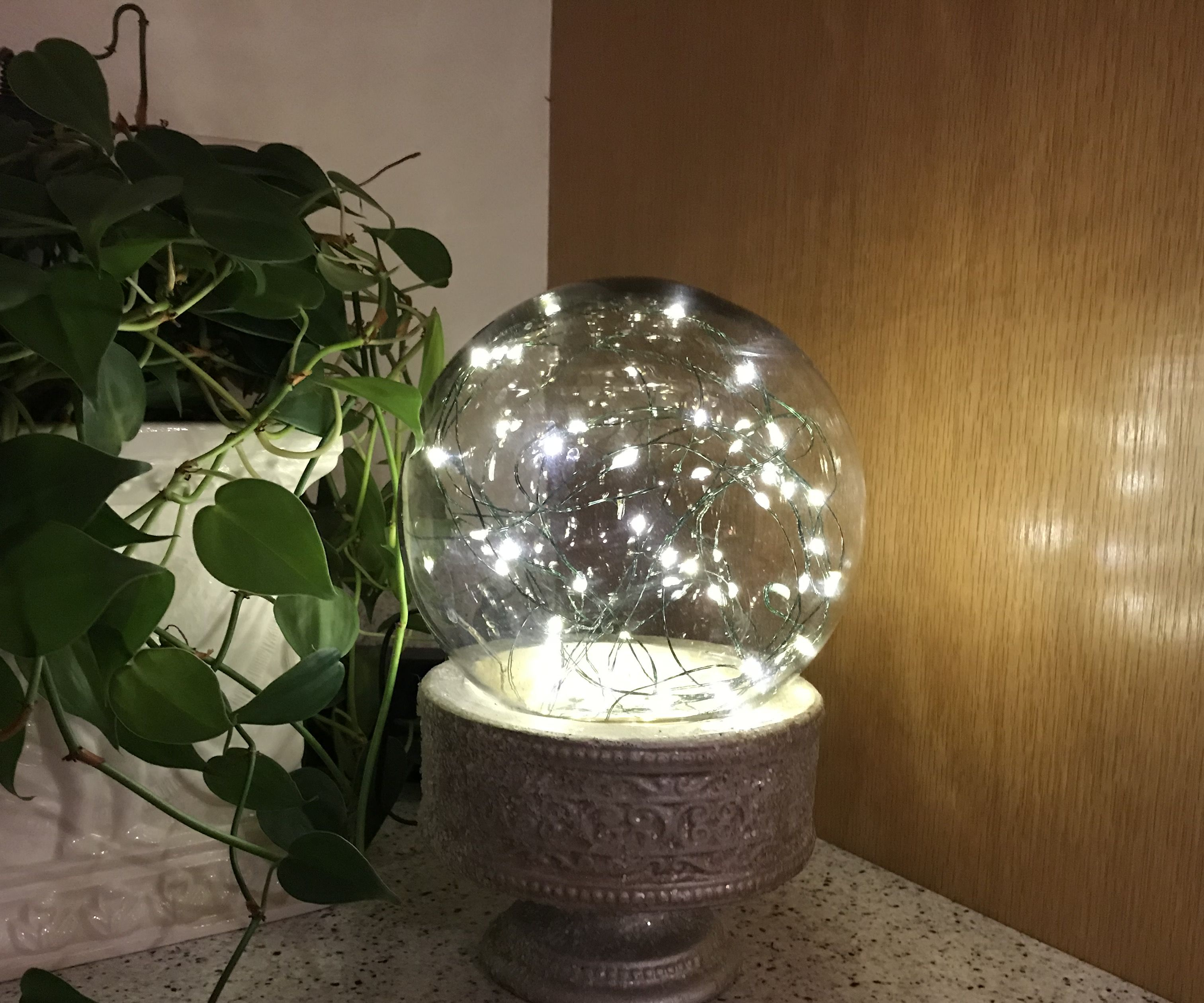 Glitter Globe - Versatile and Inexpensive!