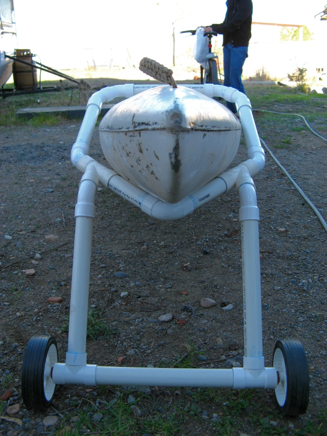 Carrito (kayak cart for your bike)