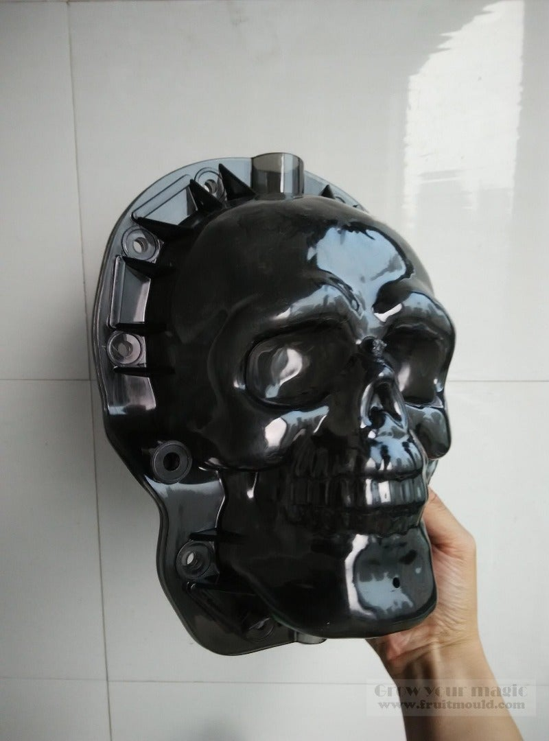 You Need to Have a Skull Shape Plastic Mold