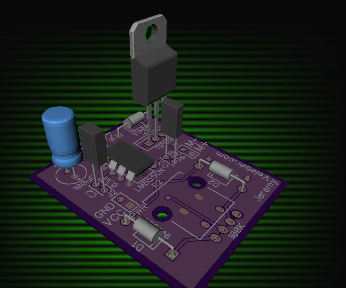 555 PWM Controller