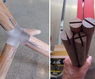 Dowel Notching Jig (or Making Things to Make Things)